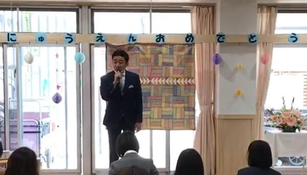 聖光会 理事長石川